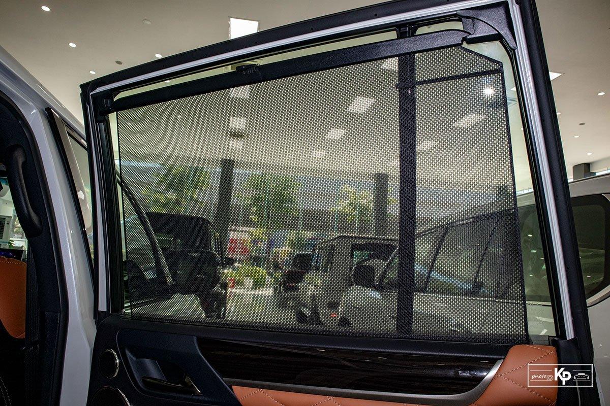 Ảnh Rèm cửa xe Lexus LX570 Super Sport 2021