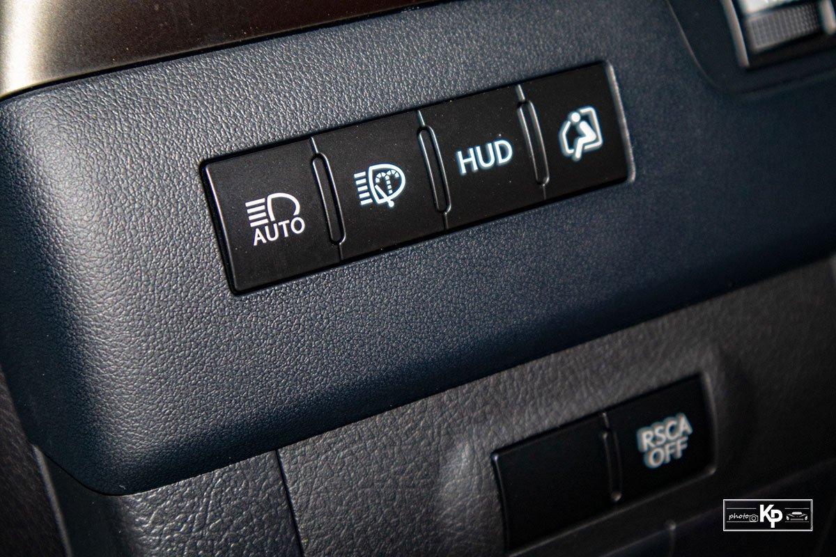 Ảnh An toàn xe Lexus LX570 Super Sport 2021