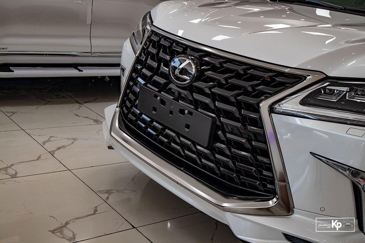 Ảnh Lưới tản nhiệt xe Lexus LX570 Super Sport 2021