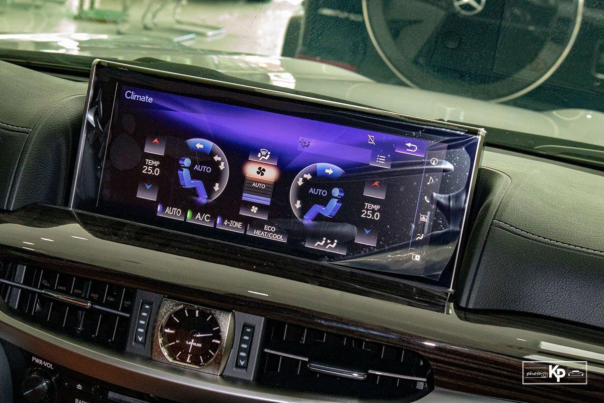 Ảnh Màn hình xe Lexus LX570 Super Sport 2021
