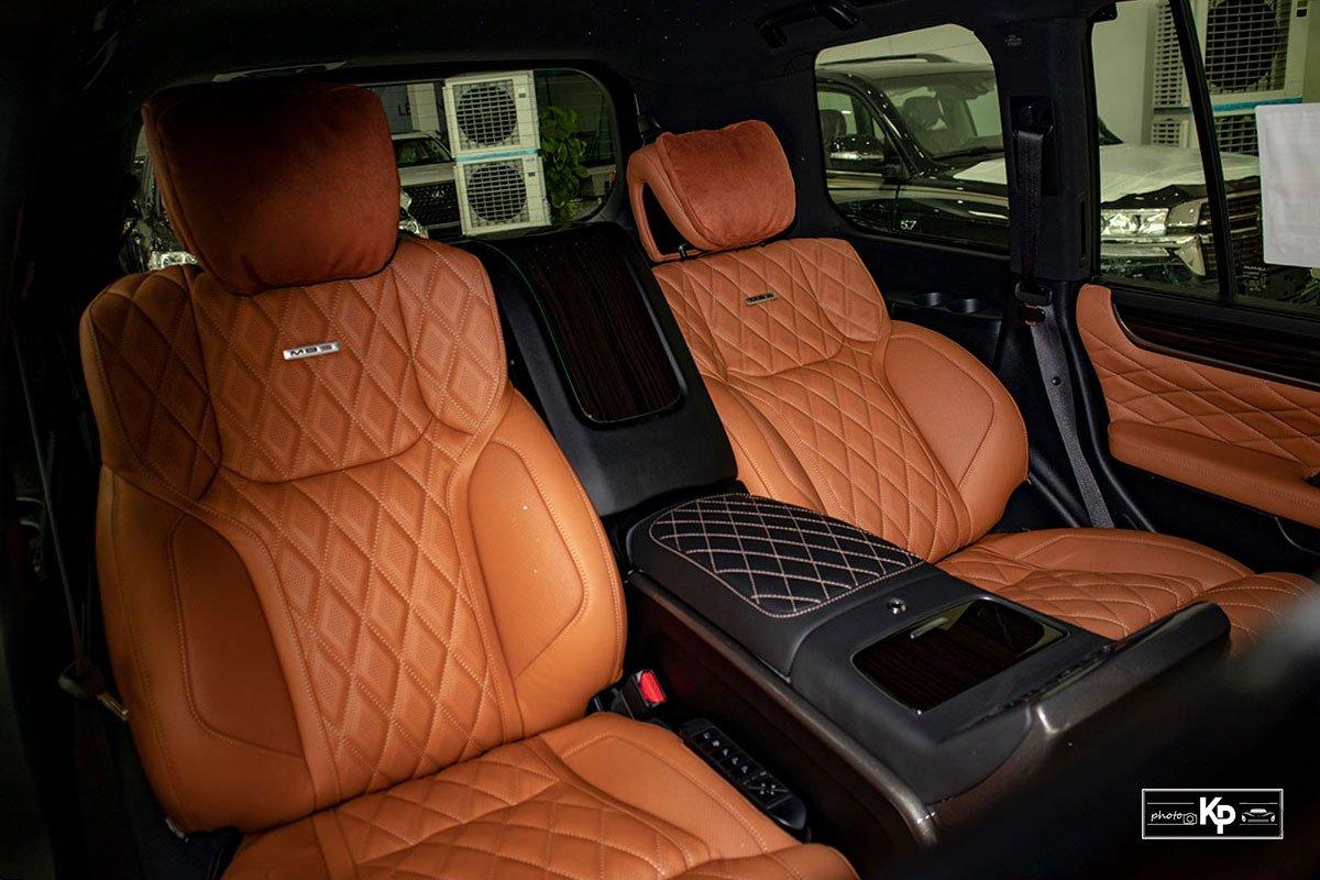 Ảnh Ghế sau xe Lexus LX570 Super Sport 2021