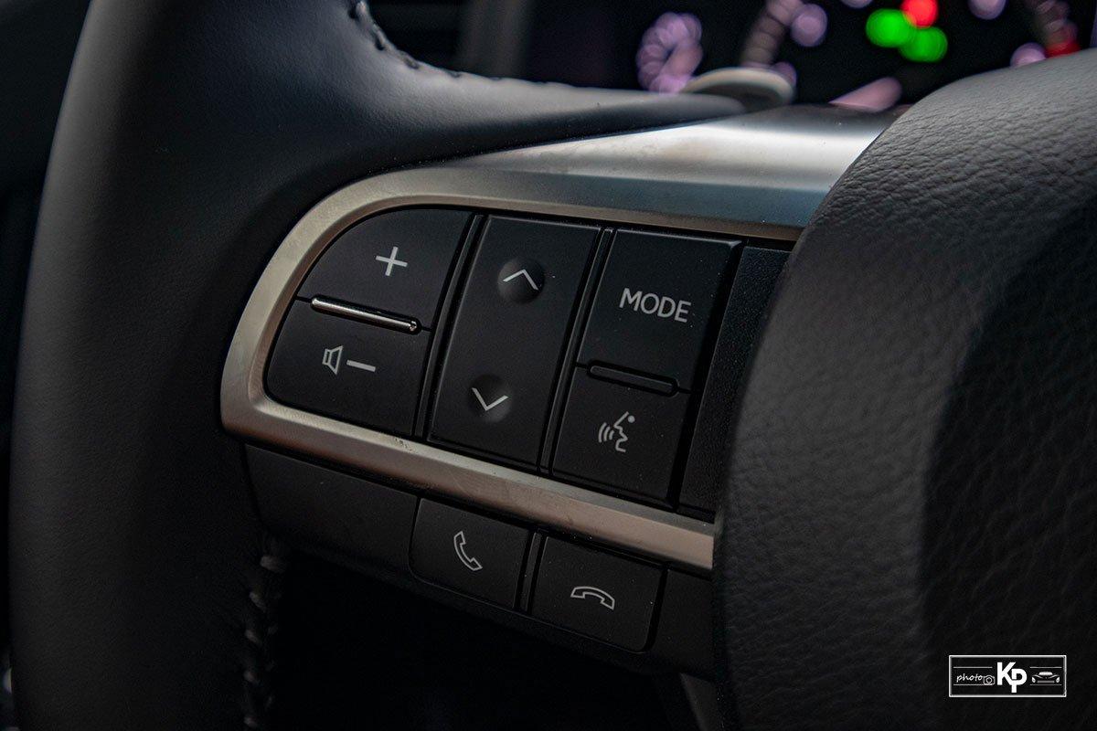 Ảnh Nút bấm xe Lexus LX570 Super Sport 2021