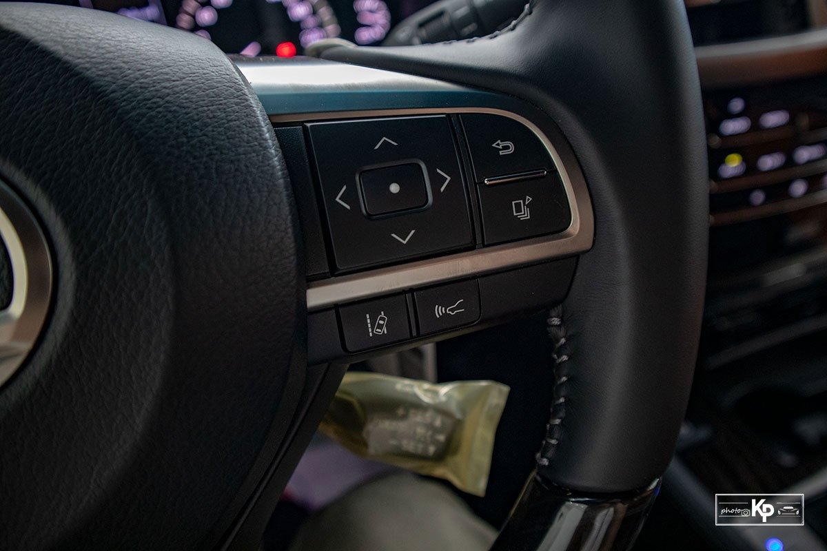 Ảnh Nút bấm xe Lexus LX570 Super Sport 2021 a1