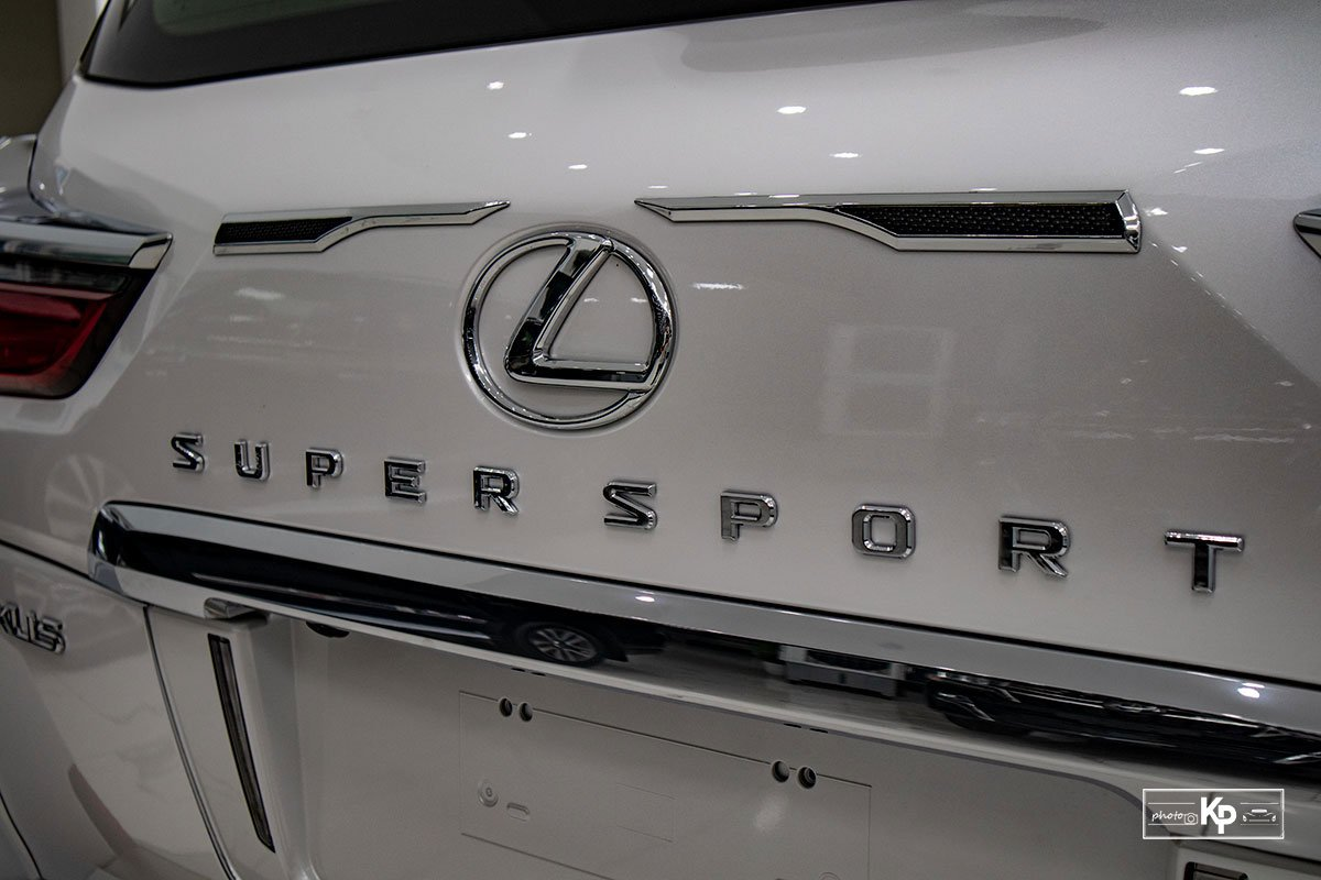 Ảnh Tên xe xe Lexus LX570 Super Sport 2021