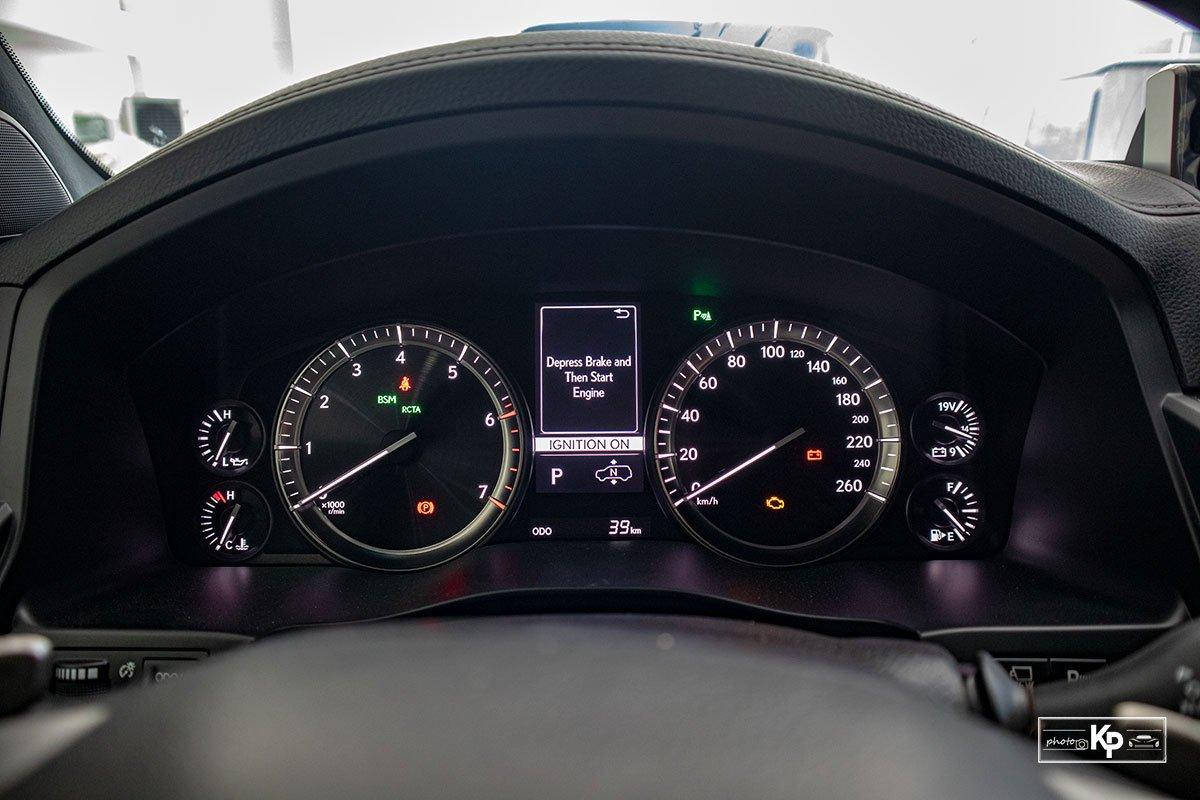 Ảnh Đồng hồ xe Lexus LX570 Super Sport 2021