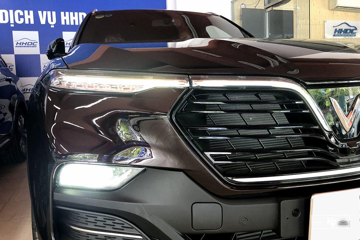 Chạy chưa được 1.000km, VinFast Lux SA2.0 2021 bán lại giá hấp dẫn a4