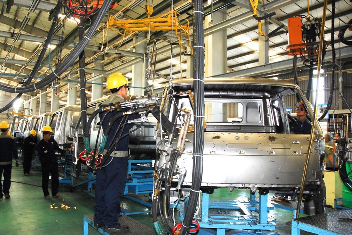 Chương trình ưu đãi thuế suất thuế nhập khẩu linh kiện, phụ tùng cho hoạt động sản xuất.