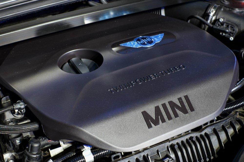 động cơ xeMINI Countryman 2021.