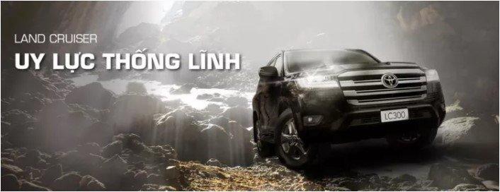 Toyota Land Cruiser 2022 chính hãng sắp mở bán, ảnh xe lộ ở Việt Nam đã xuất hiện a1