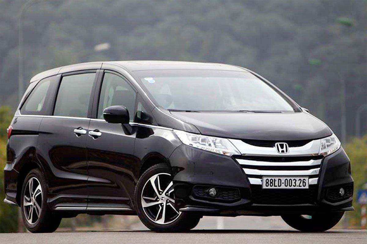 Honda Motor đã đưa ra tuyên bố sẽ ngừng sản xuất mẫu ôtô Odyssey.