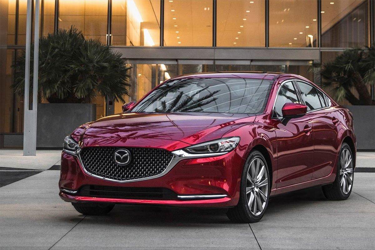 Mazda vẫn quyết định ngừng sản xuất mẫu sedan hạng D Mazda6.