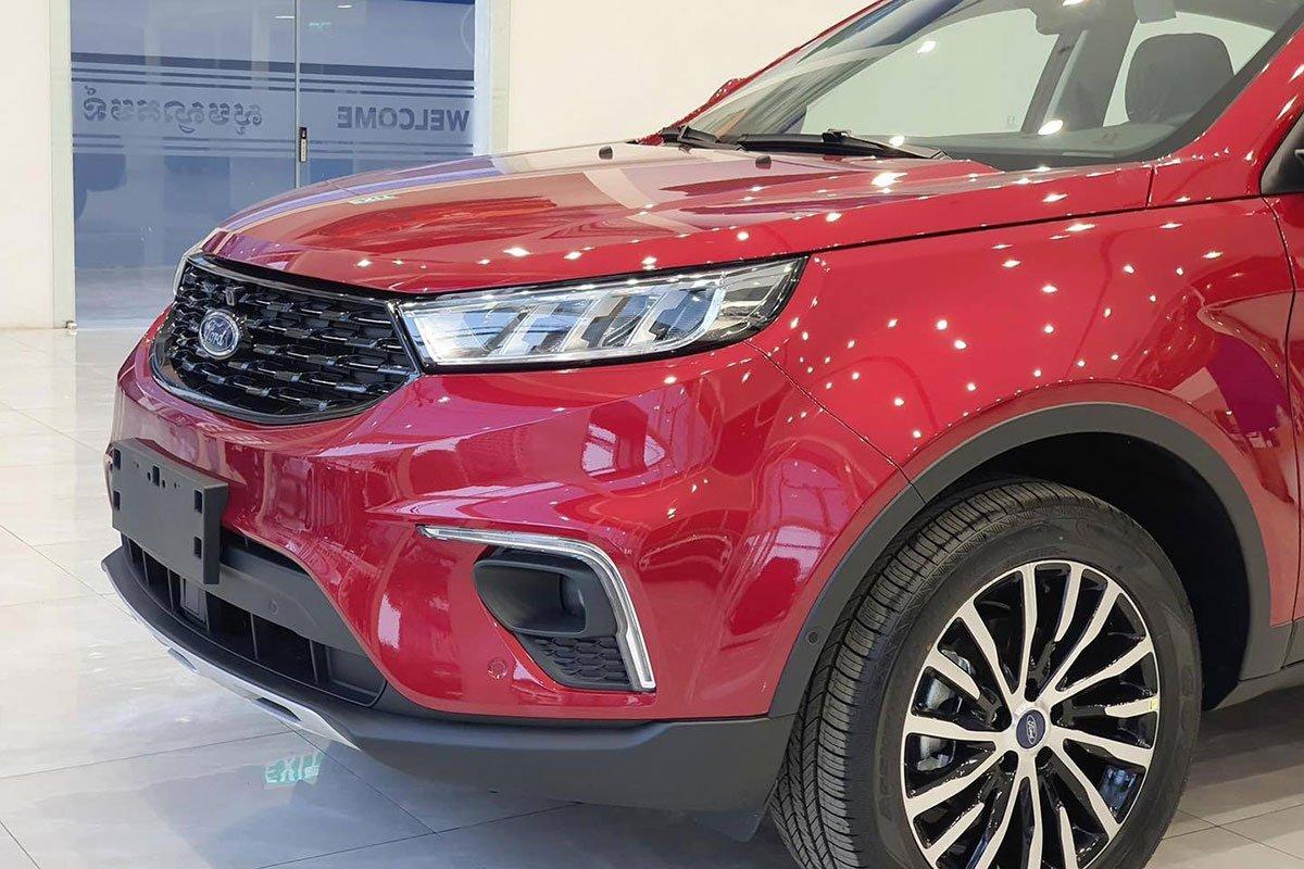 Ảnh thực tế Ford Territory 2021 tại đại lý, gây áp lực lên Honda CR-V và Mazda CX-5 a3
