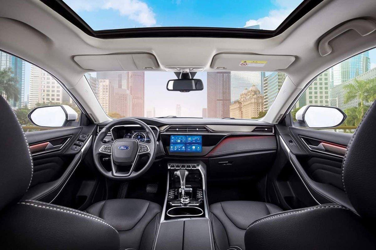 Ảnh thực tế Ford Territory 2021 tại đại lý, gây áp lực lên Honda CR-V và Mazda CX-5 a5