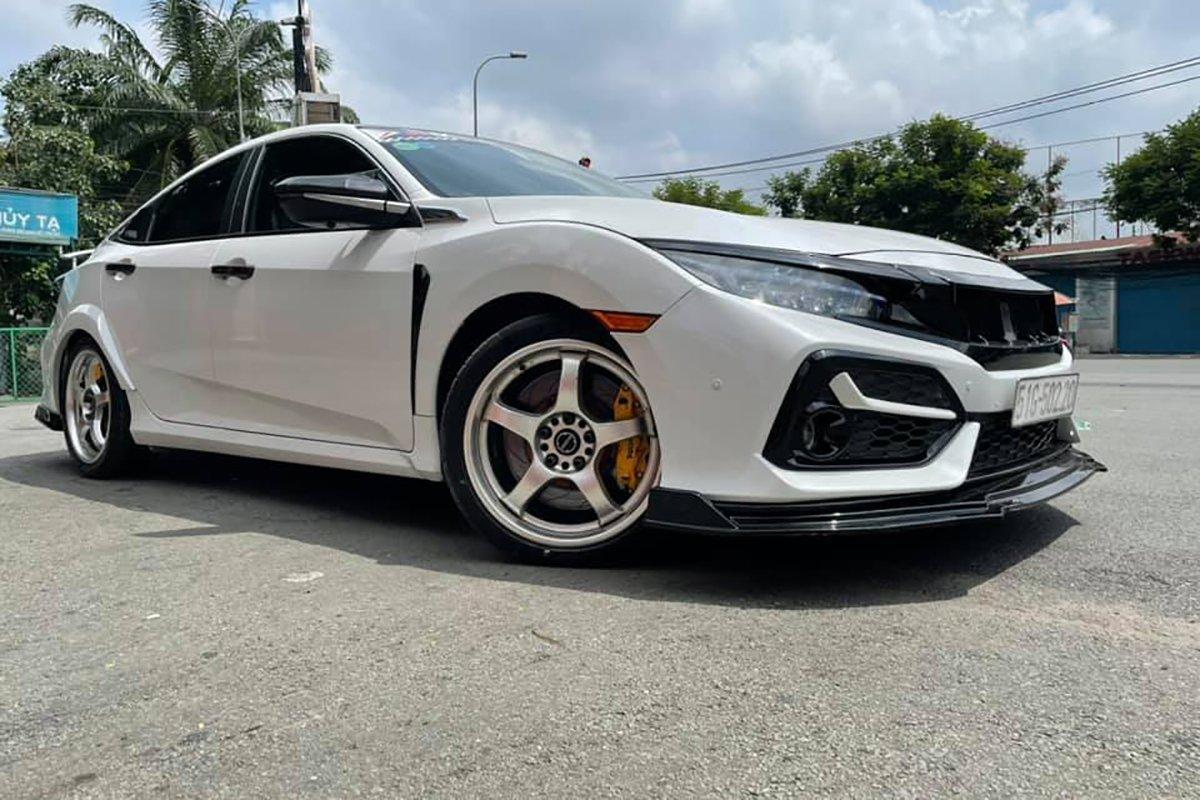 Honda Civic 2017.