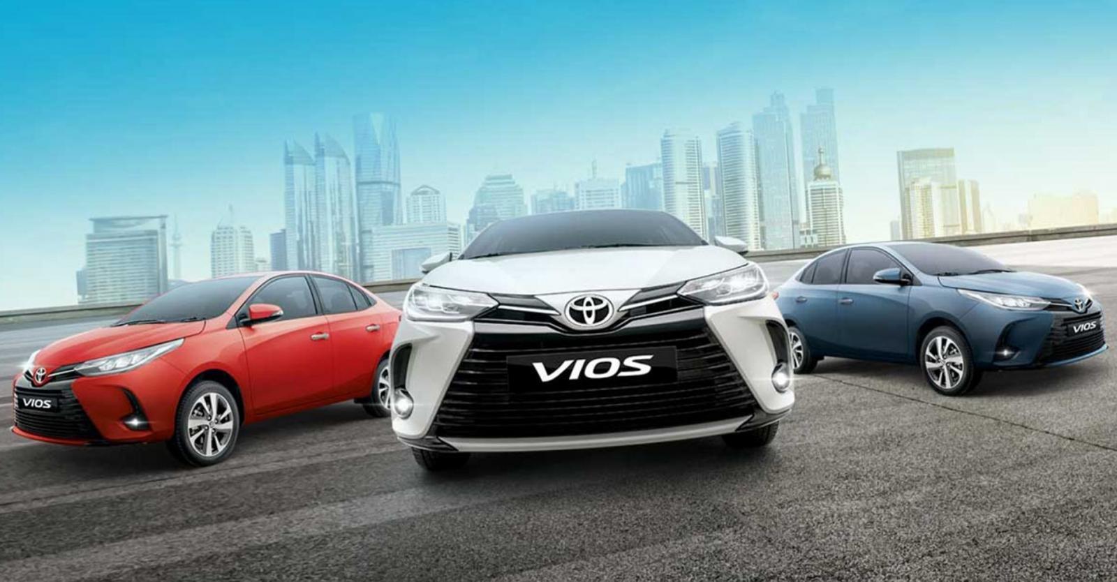Có 600 triệu nên mua Toyota Vios 5 chỗ hay Toyota Avanza 7 chỗ?