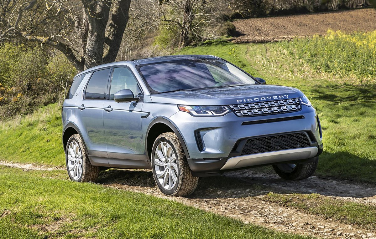 Land Rover Discovery Sport - Siêu xe 7 chỗ hạng sang.