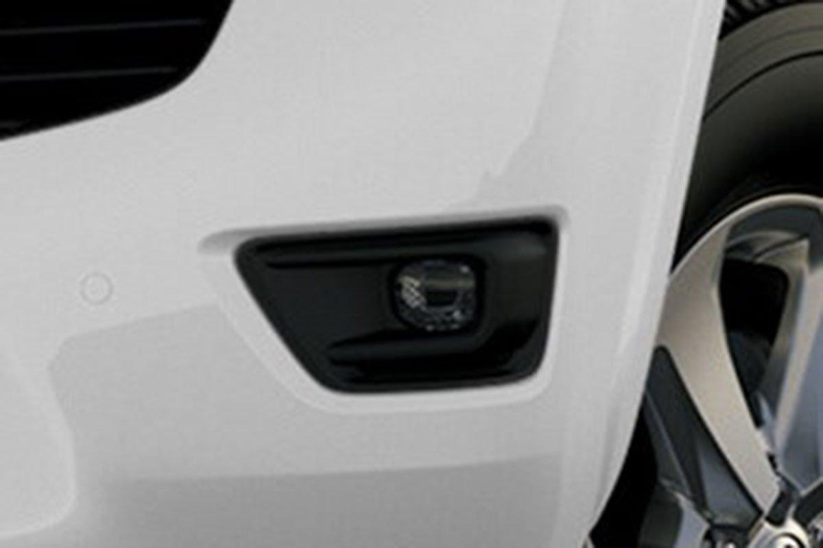 đèn sương mù Toyota Land Cruiser 2022.