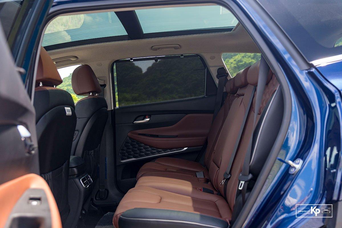 Ảnh Ghế hai xe Hyundai Santa Fe 2021
