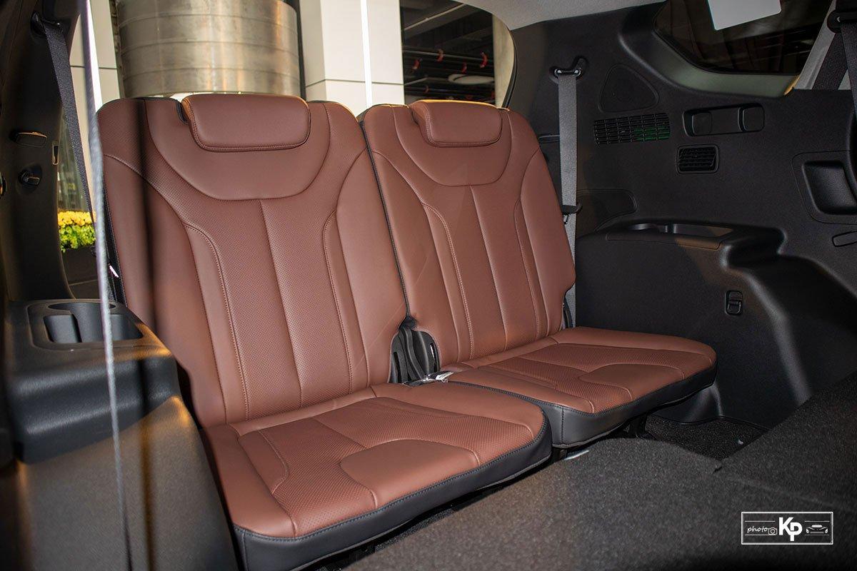 Ảnh Ghế cuối xe Hyundai Santa Fe 2021