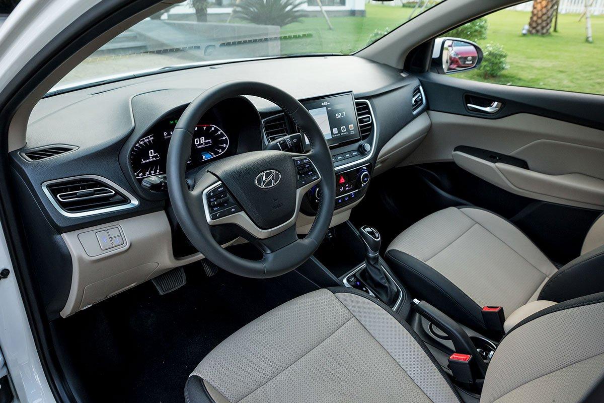 Hyundai Accent 2021.