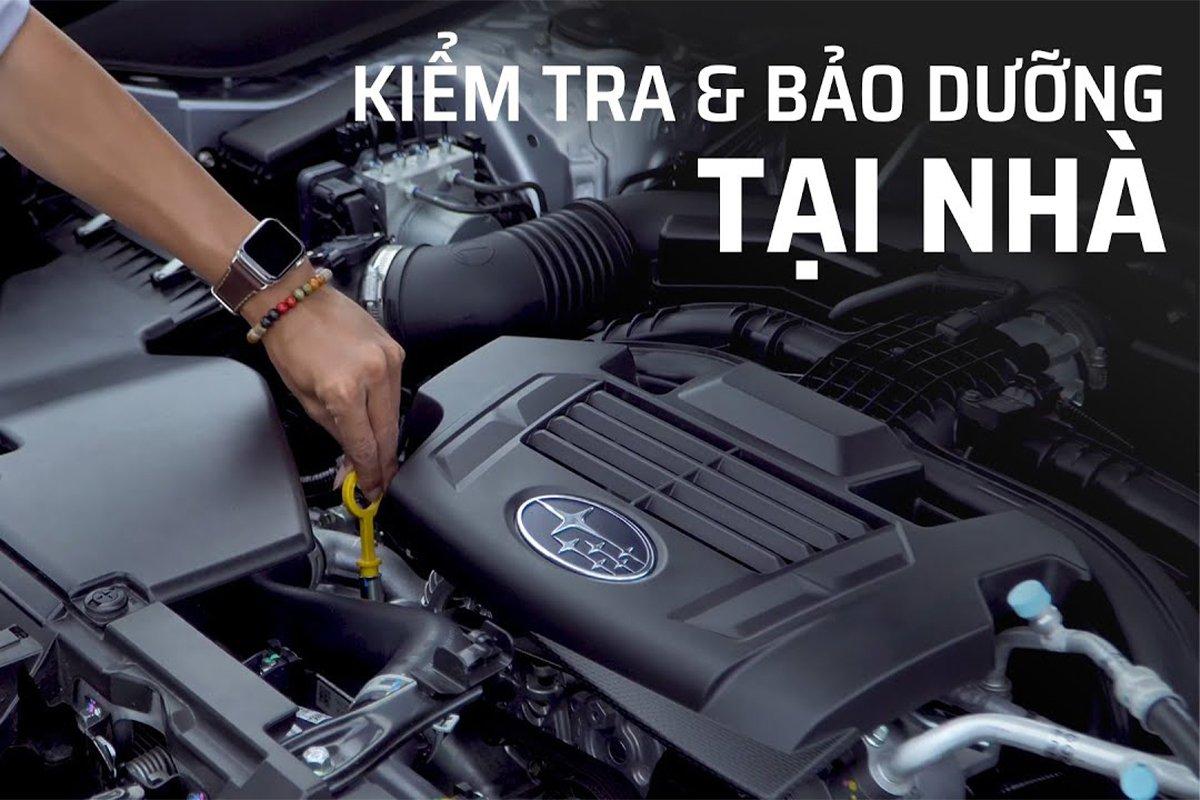 Chăm sóc bảo dưỡng đúng cách sẽ giúp chiếc xe luôn hoạt động tốt.