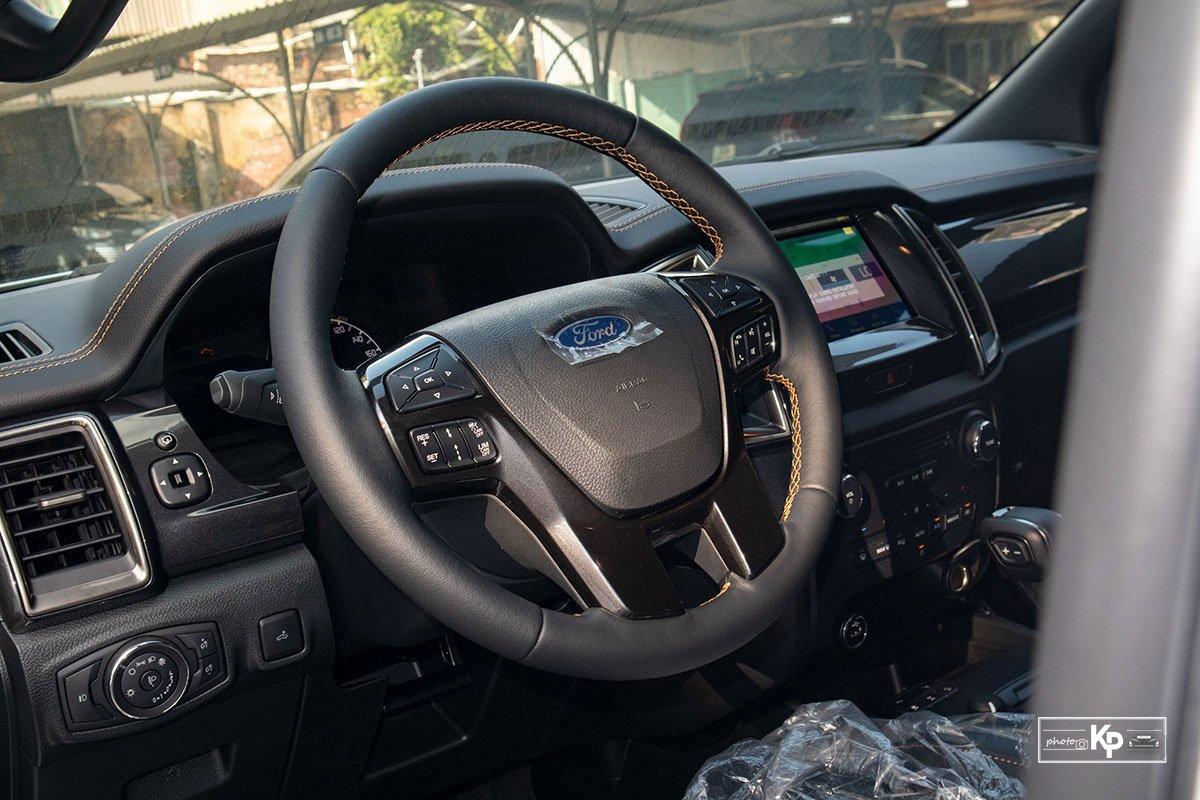 """""""Mục sở thị"""" Ford Ranger Wildtrak 2021 lắp ráp vừa về đại lý a112"""