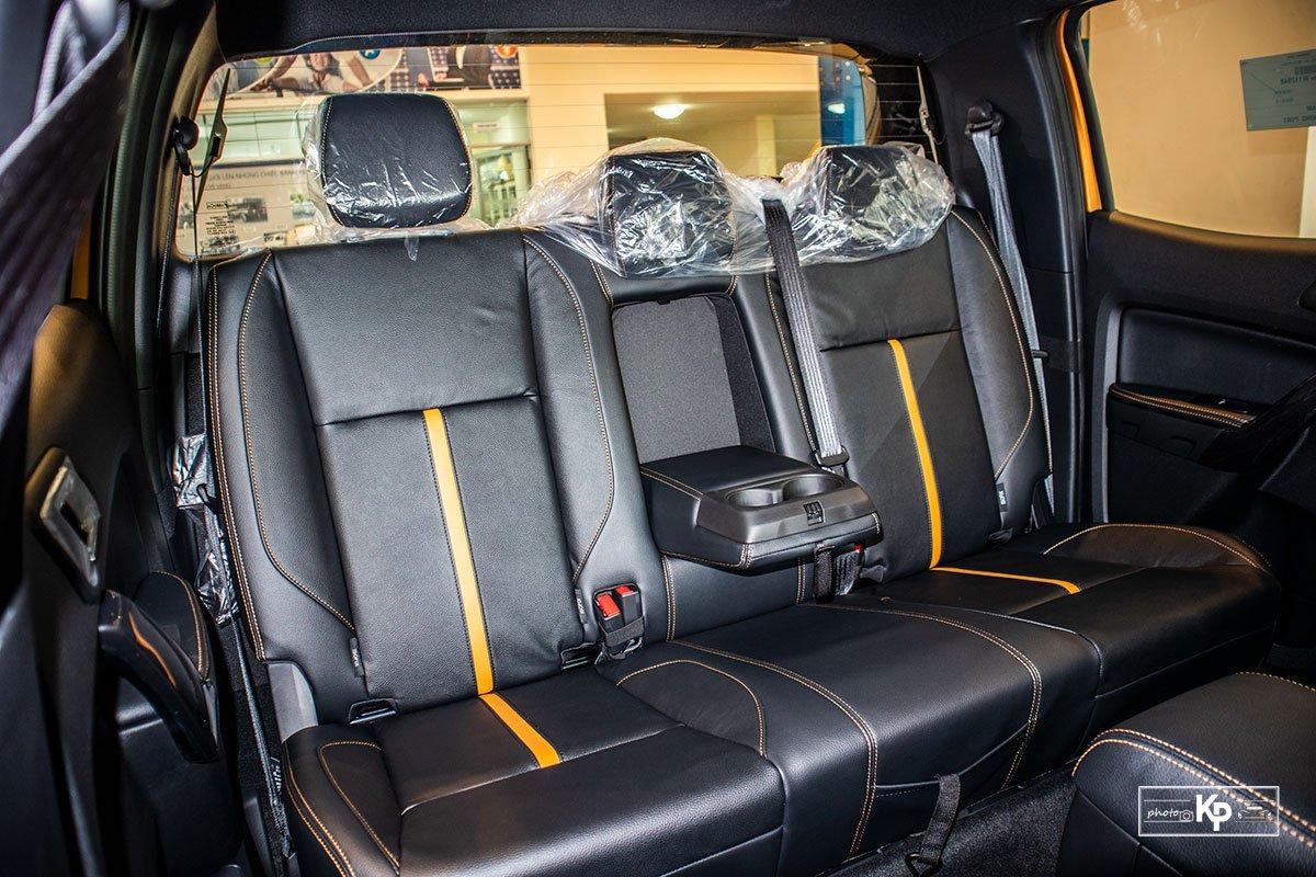 """""""Mục sở thị"""" Ford Ranger Wildtrak 2021 lắp ráp vừa về đại lý a11"""