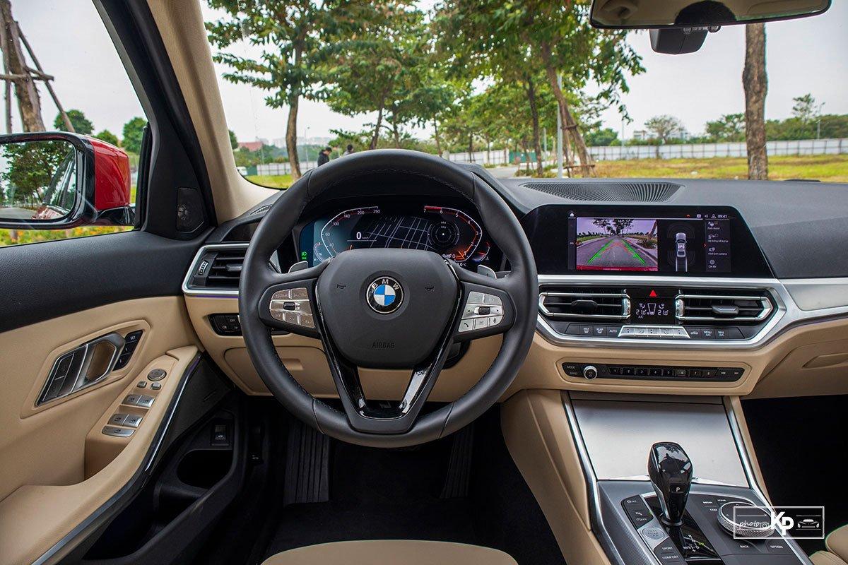 Ưu nhược điểm xe BMW 320i 2021: Dành cho giới trẻ thích cảm giác lái a5