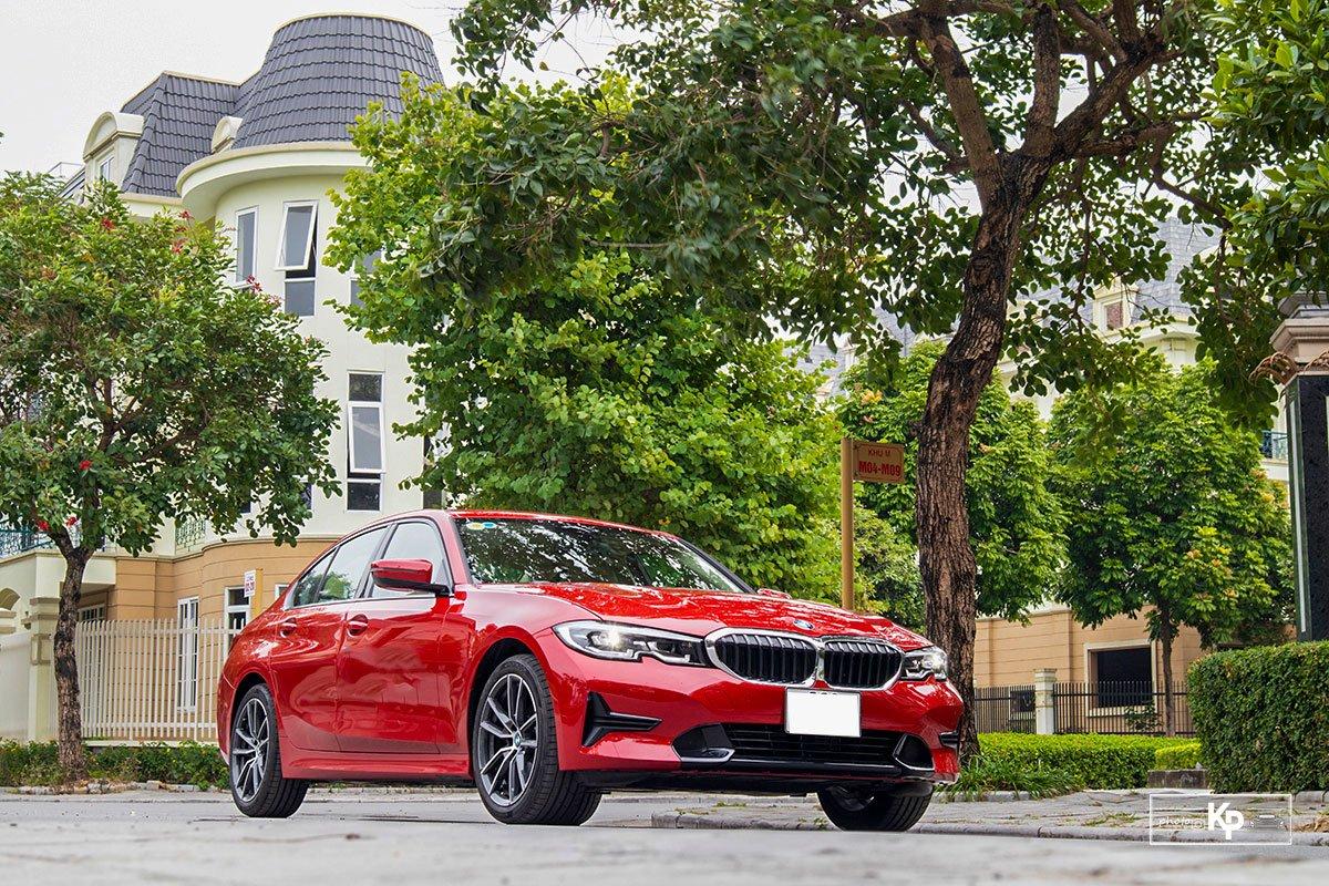Ưu nhược điểm xe BMW 320i 2021: Dành cho giới trẻ thích cảm giác lái a1
