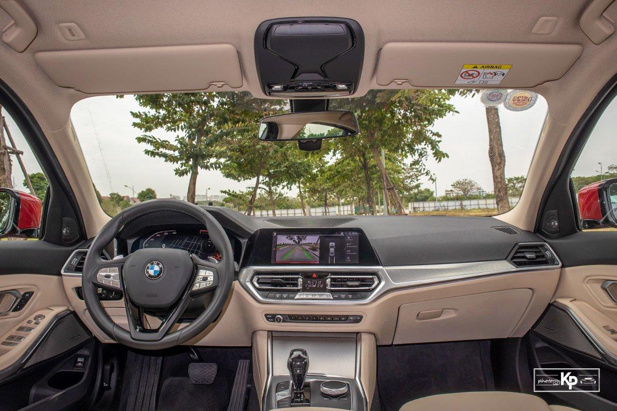 Ưu nhược điểm xe BMW 320i 2021: Dành cho giới trẻ thích cảm giác lái a4