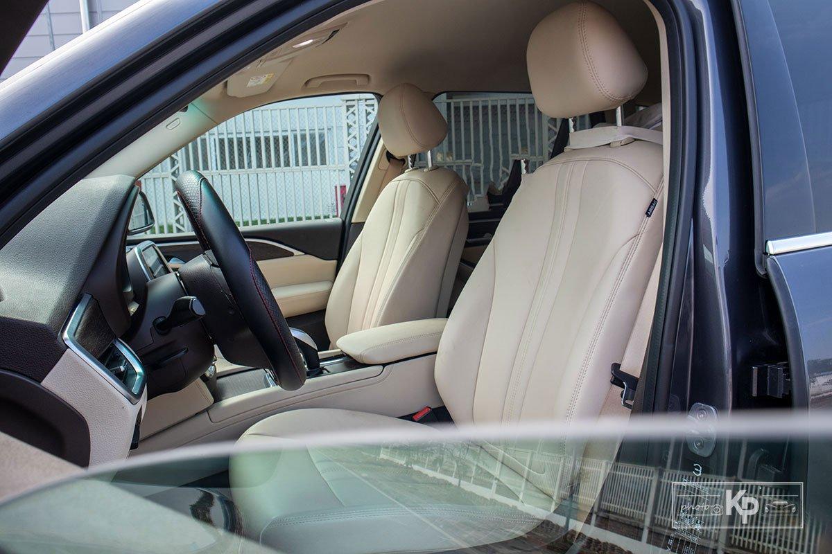 nội thất xe VinFast LUX SA2.0.4.