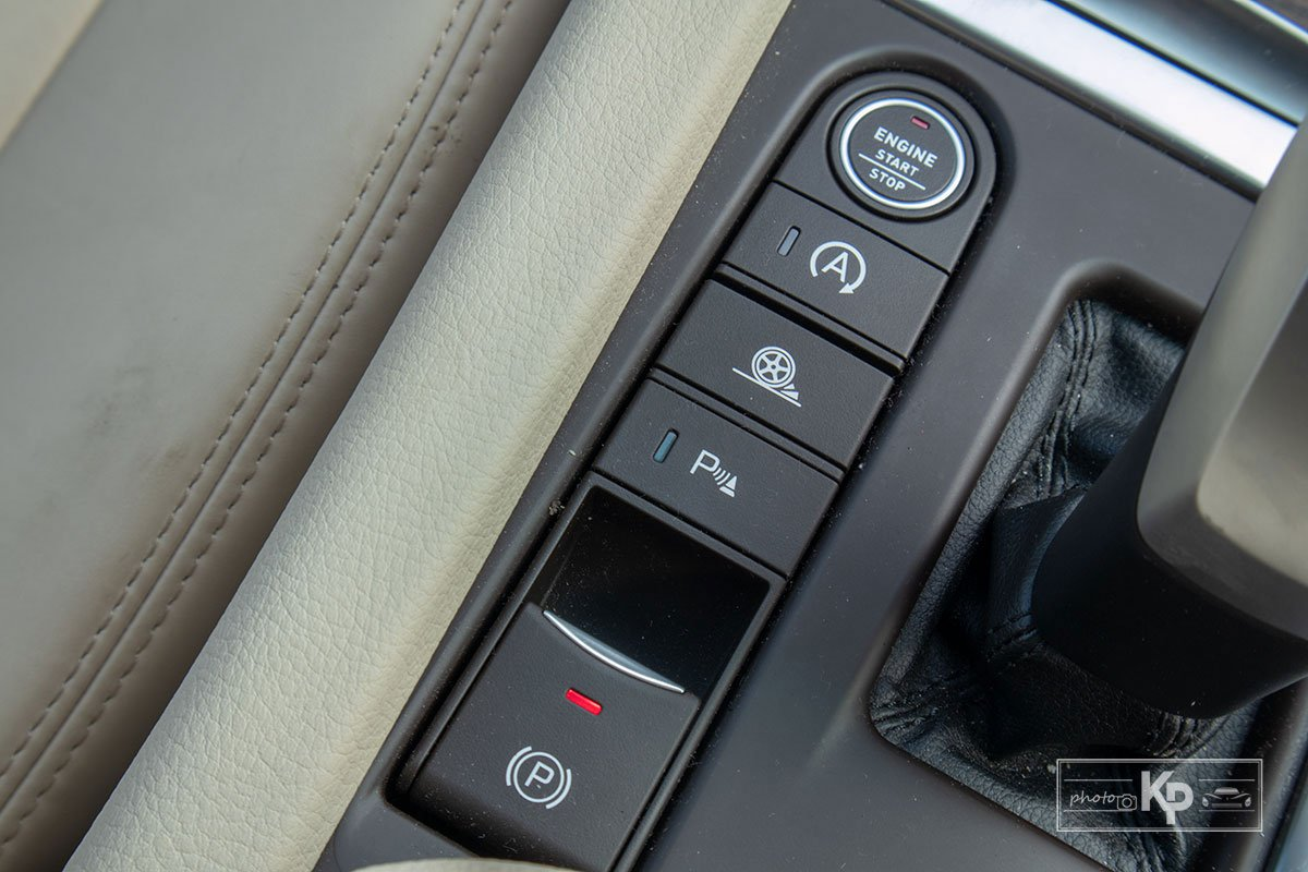 nội thất xe VinFast LUX SA2.0.3.
