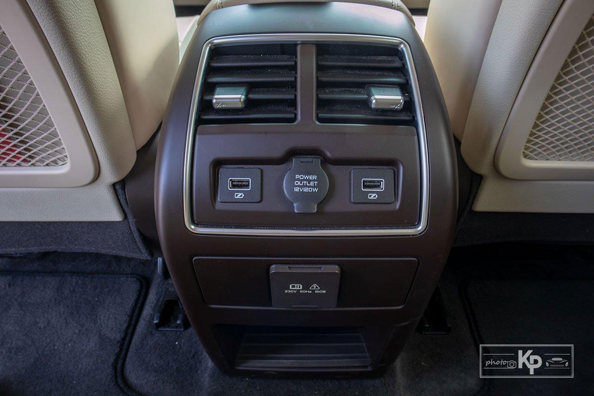 nội thất xe VinFast LUX SA2.0.2.