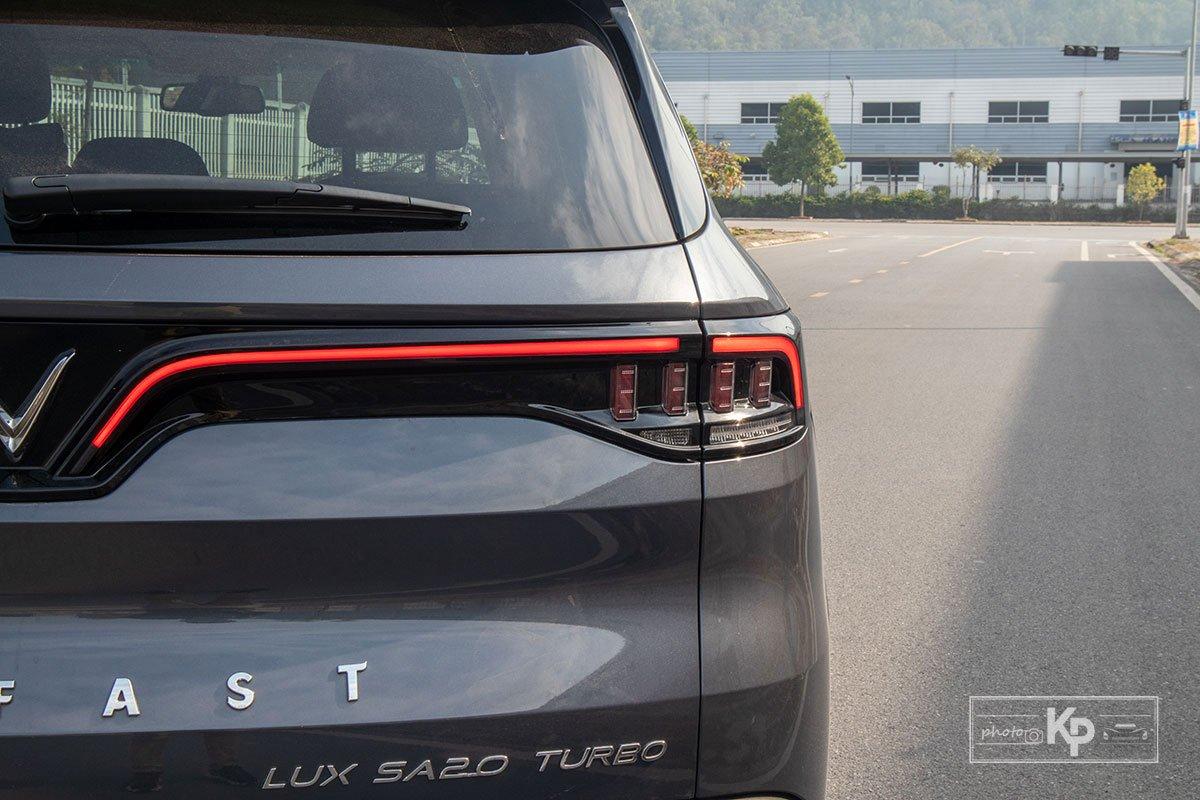 đèn xe VinFast Lux SA2.0.1.