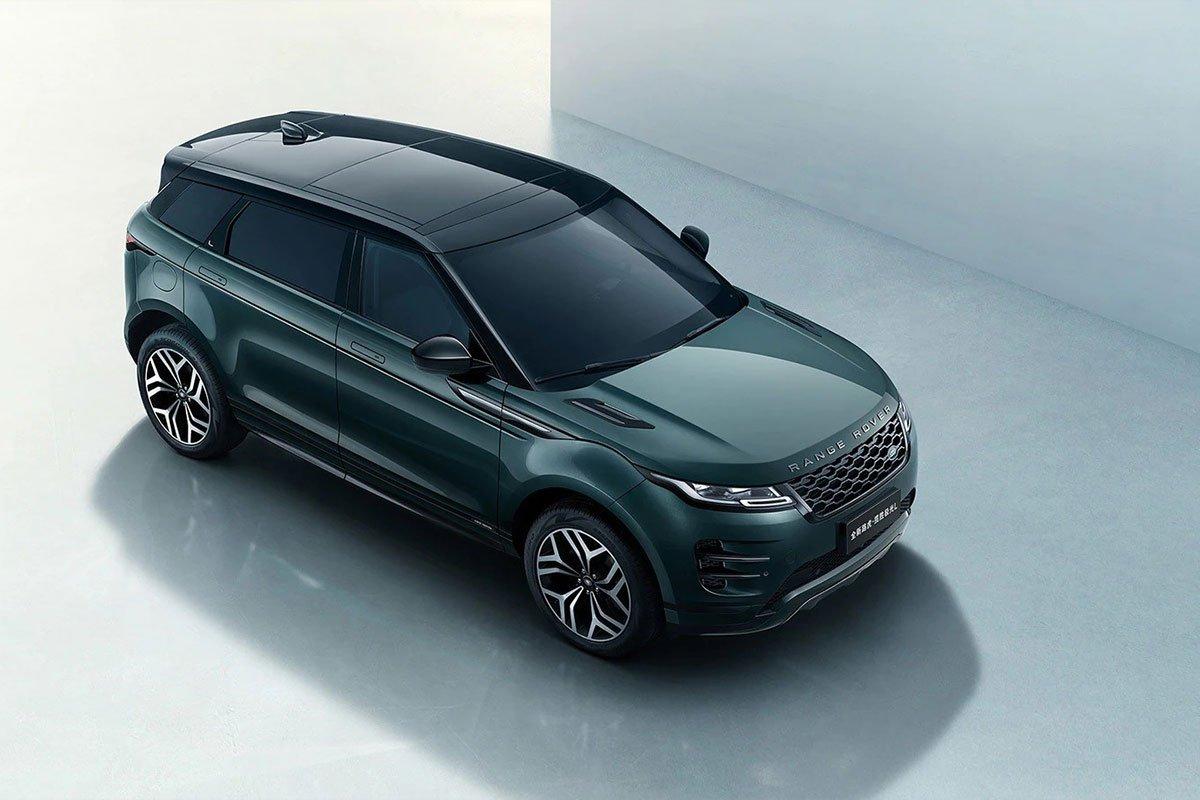 Range Rover Evoque ra mắt bản trục cơ sở dài, giá hơn 1,5 tỷ đồng.