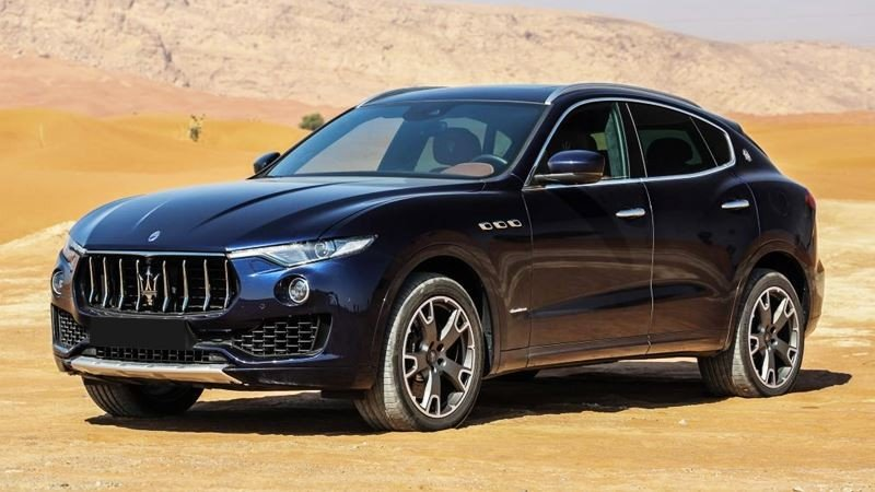 Giá xe Maserati Levante 2020 mới nhất tại Việt Nam..