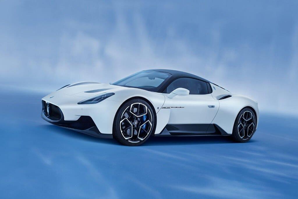 Maserati MC20 2021.1