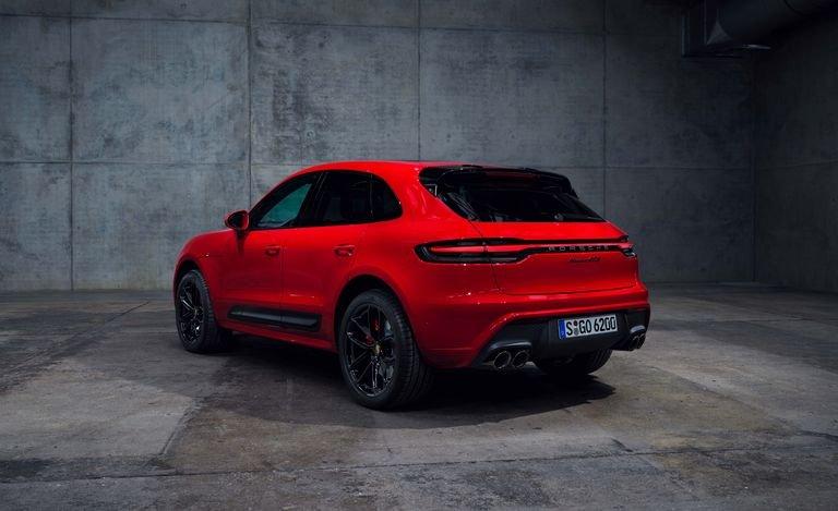 Porsche Macan 2022 tăng cường mã lực, tinh chỉnh danh sách sản phẩm.