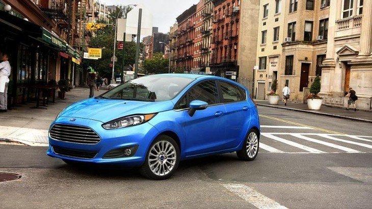 Giá xe Ford Fiesta cập nhật nhanh nhất