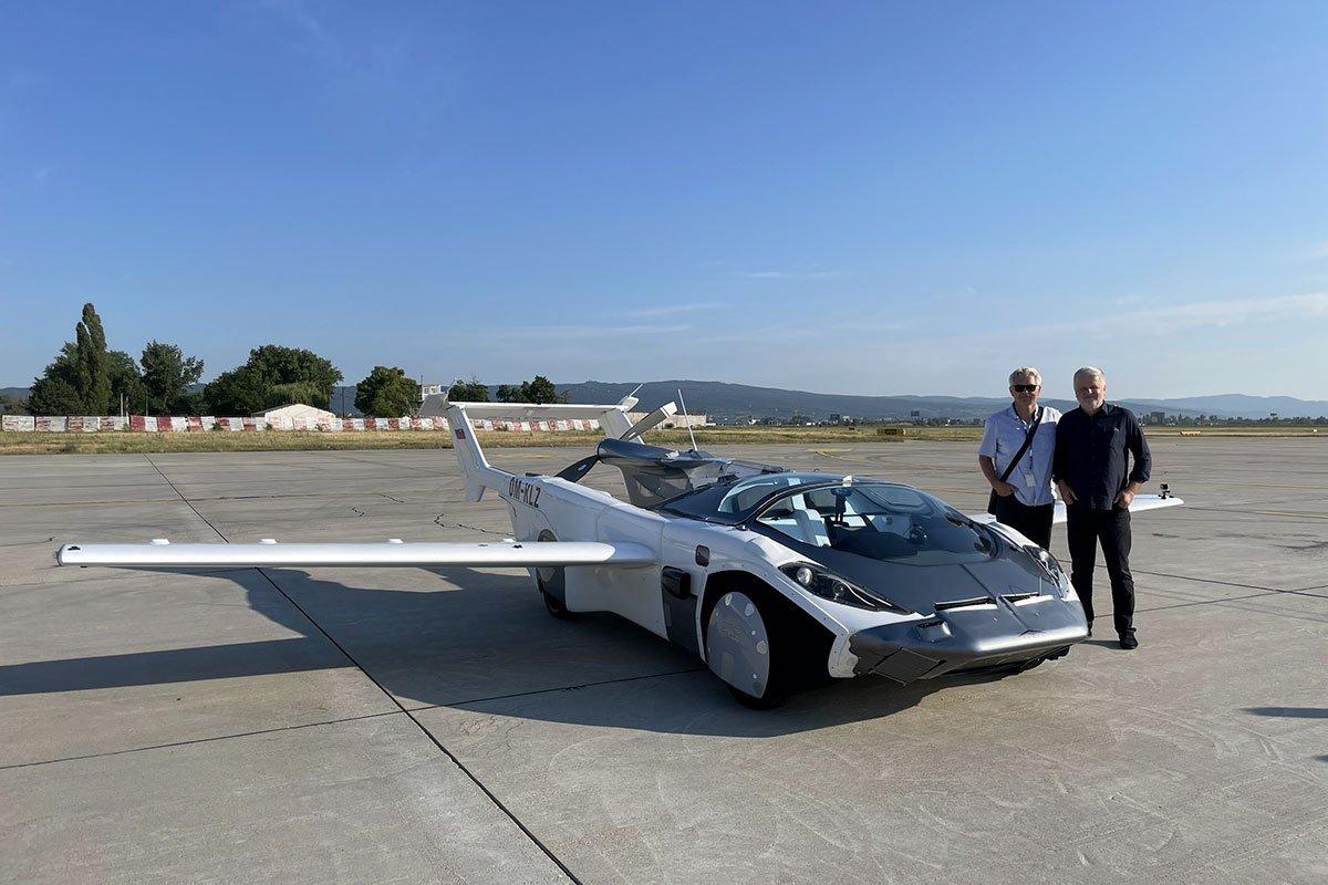 Klein Vision AirCar.