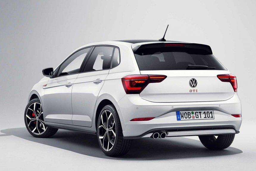 Volkswagen Polo GTI 2022 mới sở hữu thiết kế năng động, thể thao.