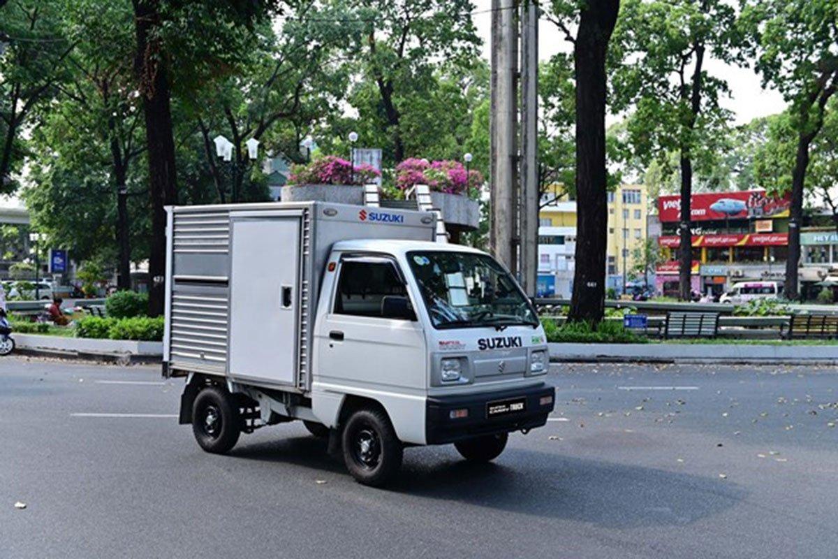 Với các bác tài Suzuki, tối ưu chi phí sở hữu xe tải nhẹ là gia tăng nhiều hơn thu nhập, góp phần cải thiện chất lượng cuộc sống.