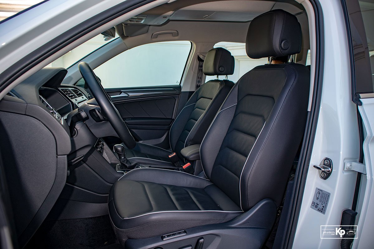 Ảnh Ghế lái xe Volkswagen Tiguan 2021