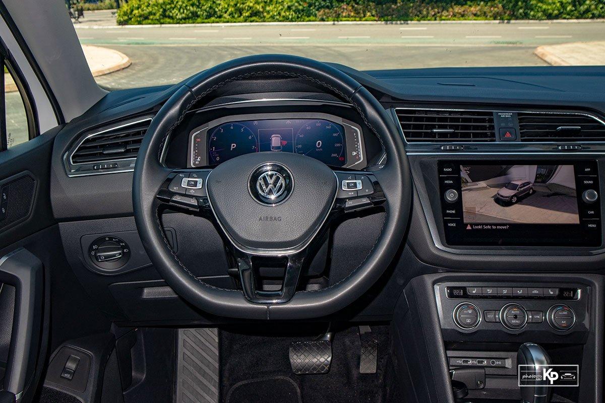Ảnh Vô-lăng xe Volkswagen Tiguan 2021