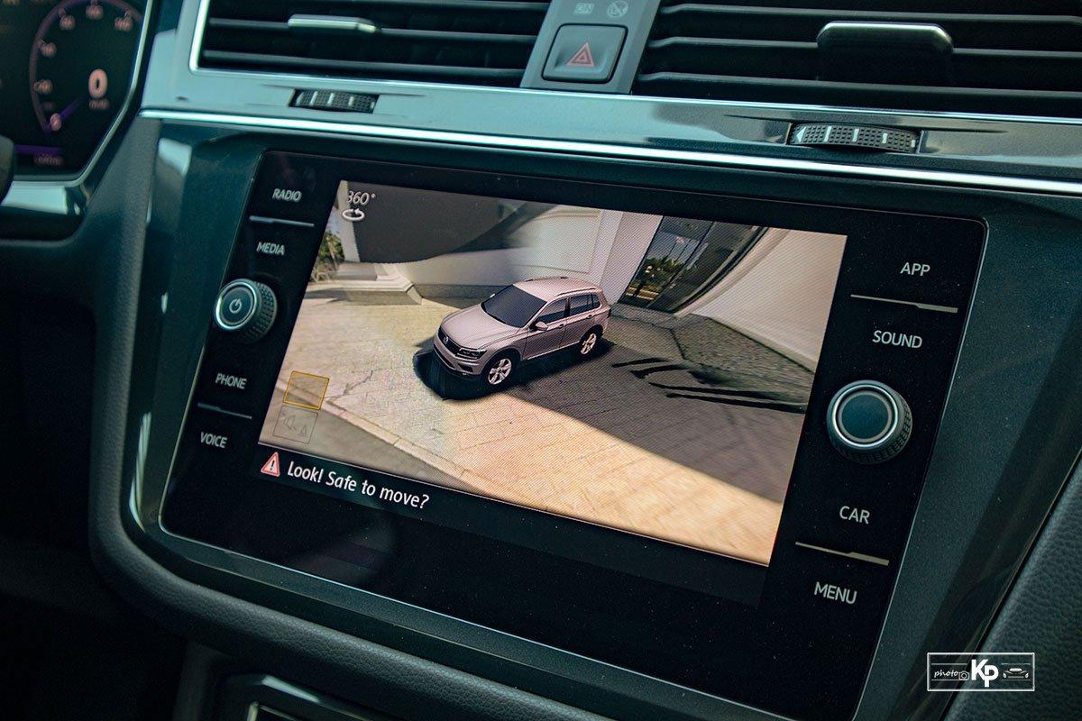 Ảnh An toàn xe Volkswagen Tiguan 2021