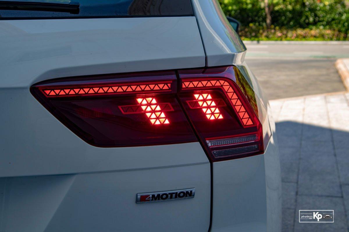 Ảnh Đèn hậu xe Volkswagen Tiguan 2021 a1