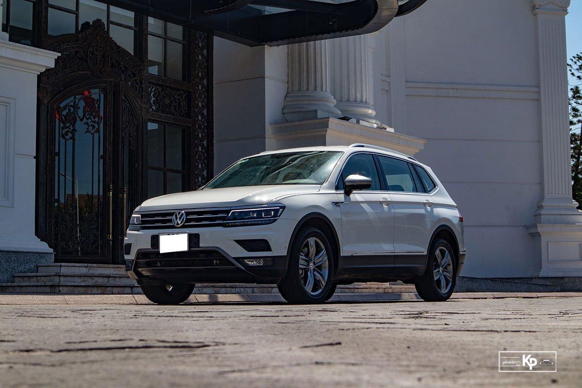 Ảnh Tổng quát xe Volkswagen Tiguan 2021 a1