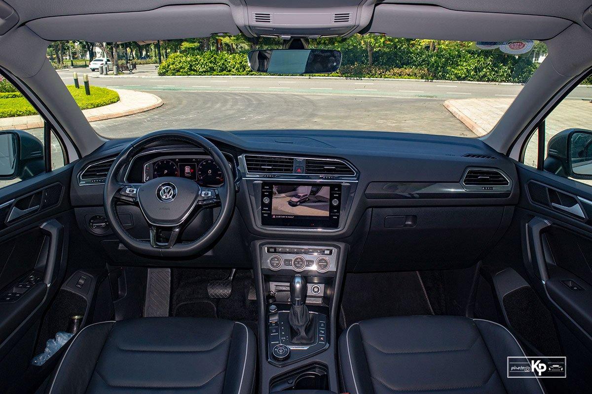 Ảnh Nội thất xe Volkswagen Tiguan 2021