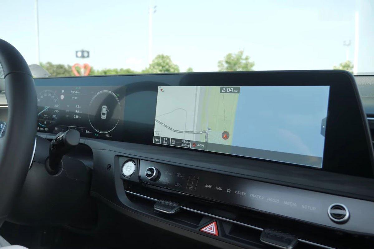 """""""Mục sở thị"""" Kia K8 2021 ngoài đời thực: Đẹp không góc chết, đối thủ lớn của Mercedes-Benz E-Class a10"""