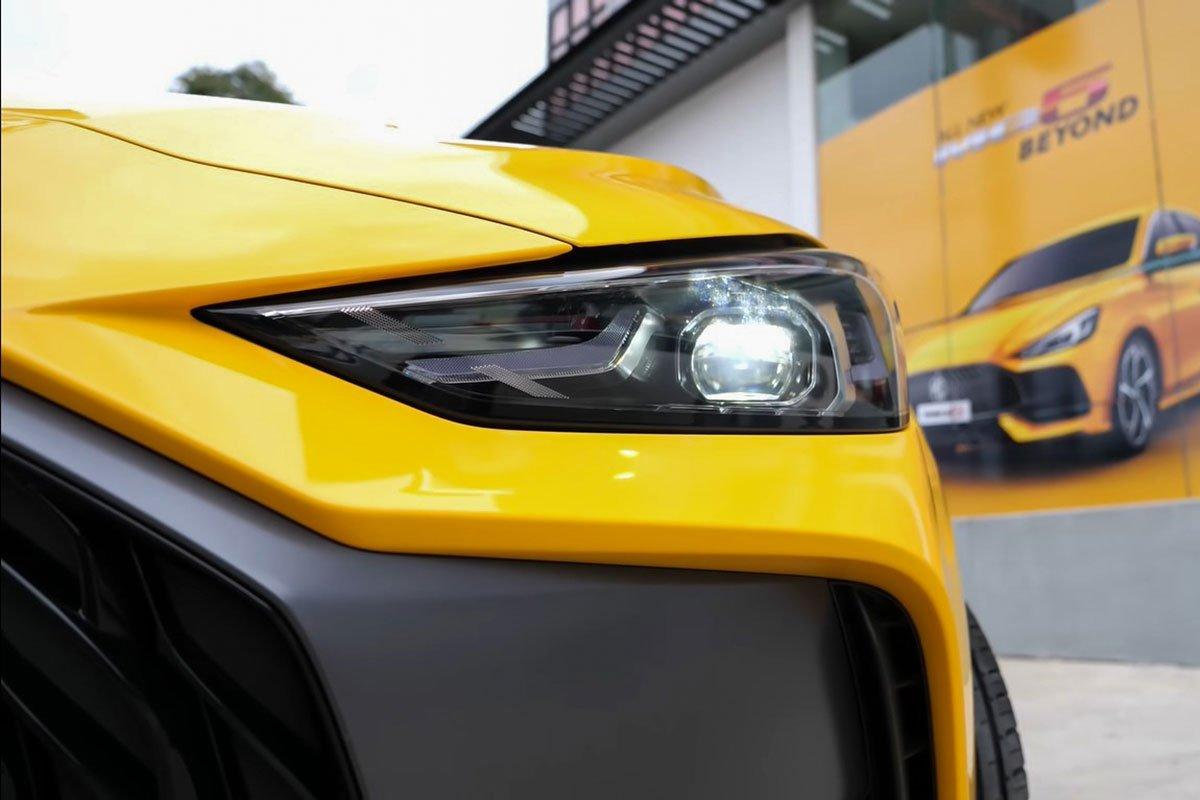 MG 5 2021 nhận cọc tại Việt Nam, đây là trải nghiệm thực tế trước ngày về đấu Cerato, Mazda 3 a4